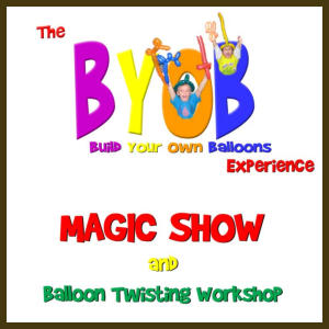 The Build Your Own Balloon Experience